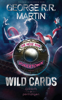 Wild Cards - Die Hexe von Jokertown (Wild Cards - Jokertown 3)