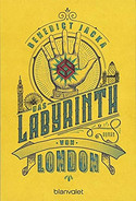 Das Labyrinth von London (Alex Verus 1)