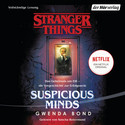 Stranger Things: Suspicious Minds (Hörbuch)