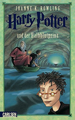 Joanne K Rowling Harry Potter Und Der Halbblutprinz Phantastik Couch De